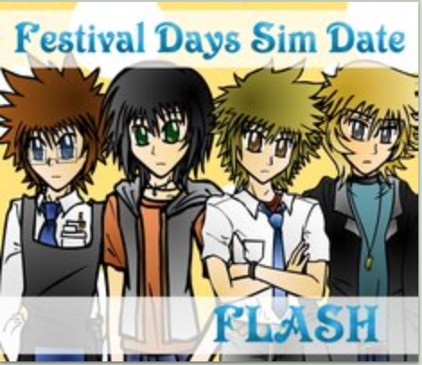 anime dating games deviantart